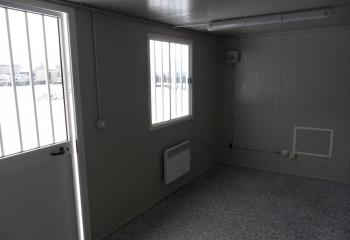 Intérieur bungalow radiateur / clim